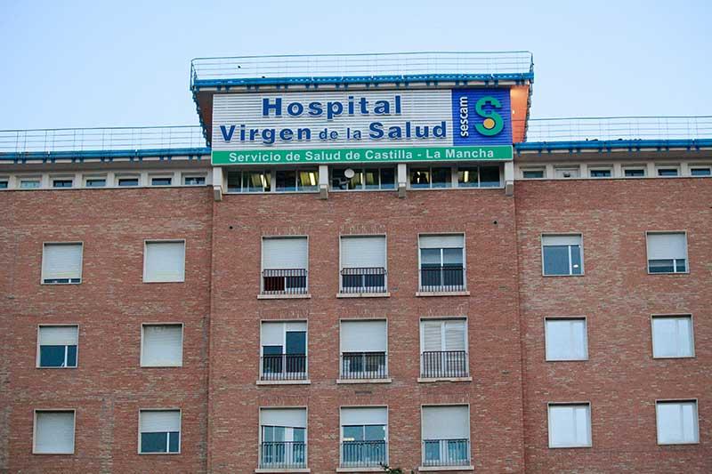 coronavirus hospital ciudad real