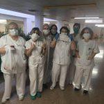 Los sanitarios de Puertollano siguen recibiendo el apoyo y cariño de los puertollaneros