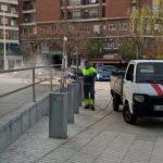 El Ayuntamiento de Puertollano prosigue con la desinfección viaria y de mobiliario
