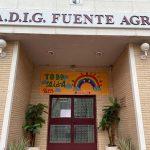 Un mural para la esperanza en el CADIG Fuente Agria de Puertollano