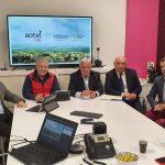 RECAMDER y AotelCLM colaborarán para garantizar la implantación de las telecomunicaciones en el mundo rural