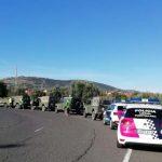 Ejército y policías se despliegan en Puertollano para efectuar controles de movilidad